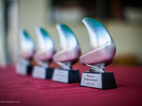 Baranya vitorlázásáért díjazottai 2015-ben